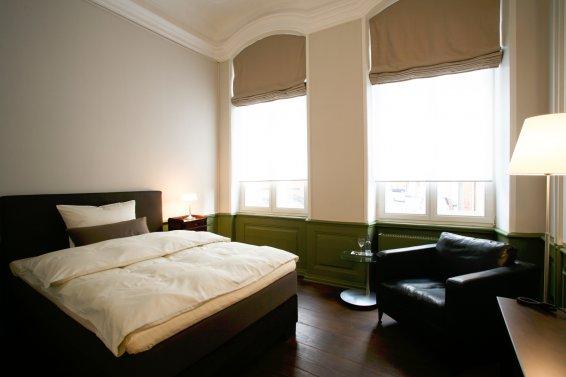 Einzelzimmer Nr. 1- großräumig